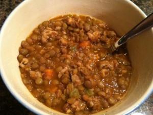 ChiLentil Soup