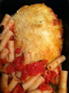Healthy Chicken Parm