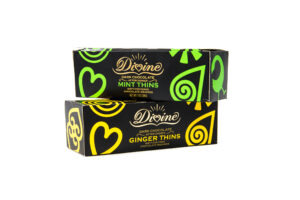 Divine Mint and Ginger Thins